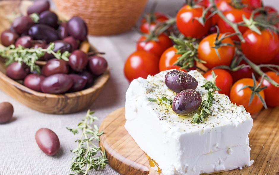 Ni vsak beli sir feta! (foto: Shutterstock)