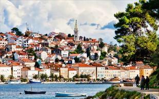 Lošinj: Dom pomorščakov,  zdravilnih zelišč in blagodejne klime