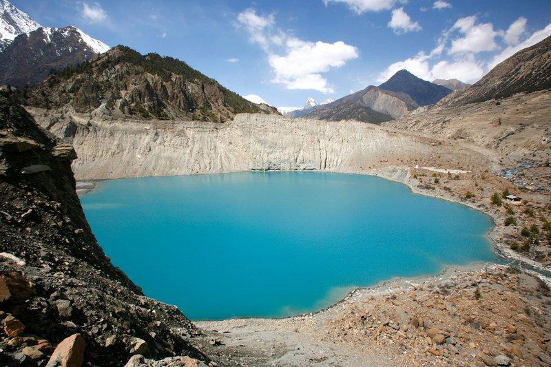 Jezero, Nepal