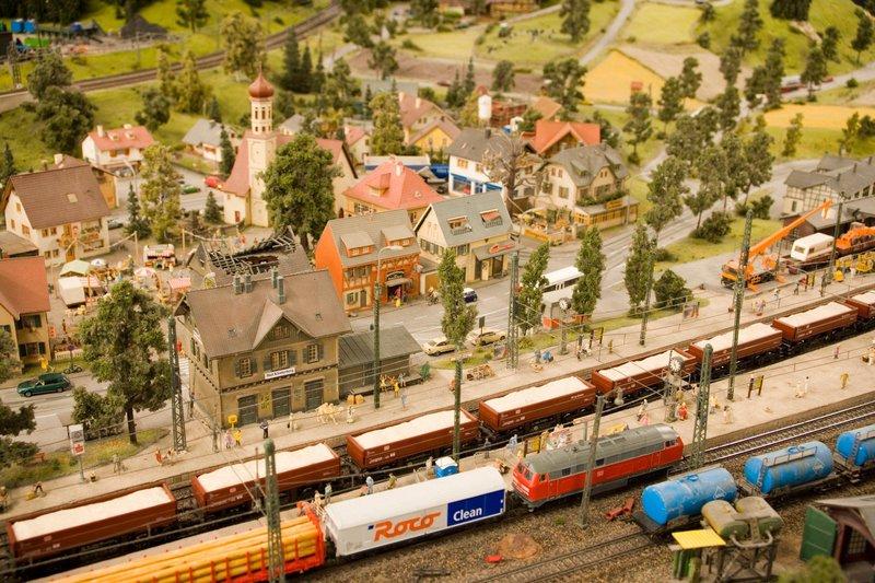 Muzej Miniatur Wunderland Hamburg