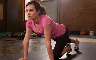 S to vajo boste pošteno okrepili vse mišice (video)