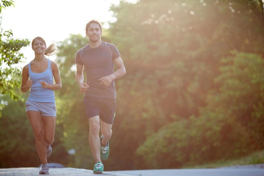 8-tedenski načrt tekaških treningov (za 10 in  21 kilometrov)