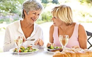 6 vrst hrane, ki močno poslabšajo menopavzo