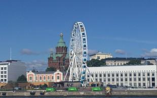 Helsinki: mesto za ljubitelje kulture, športa in pustolovščin