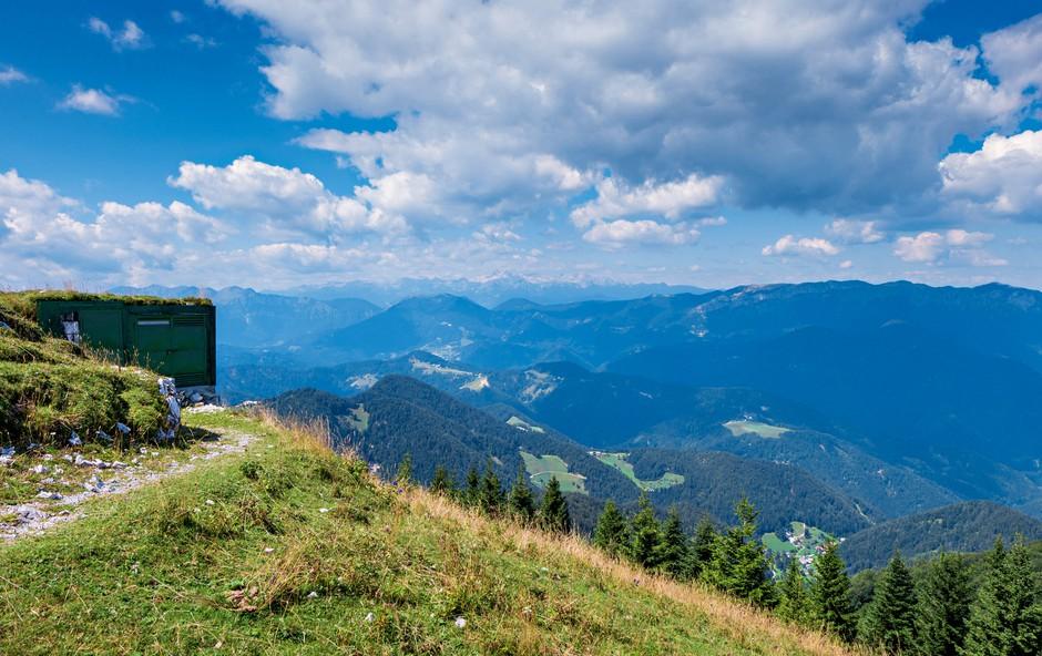 Ideja za izlet: Blegoš –  vrh, ki je zanimiv za vsakogar (foto: Shutterstock)