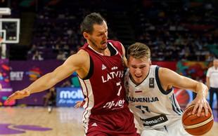 EuroBasket 2017: Slovenija na krilih Dragića in Dončića v polfinalu!