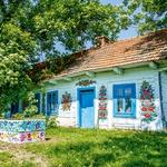 Zalipie na Poljskem - vas v cvetju (foto: Shutterstock)