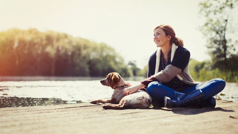 Kako hišni ljubljenčki vplivajo na naše zdravje (foto: Profimedia)