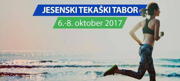 Jesenski tekaški tabor 2017
