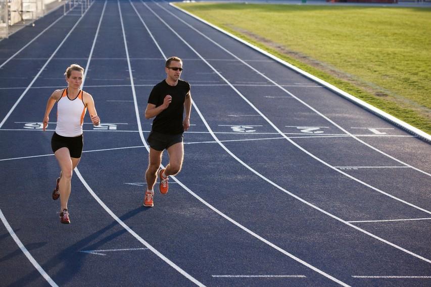 Cooperjev test: Preizkusite svojo tekaško pripravljenost