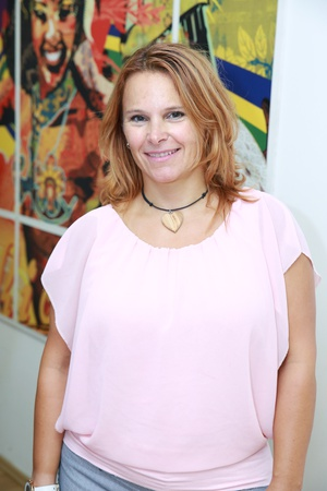 #vztrajam ambasadorka Maja pleše salso
