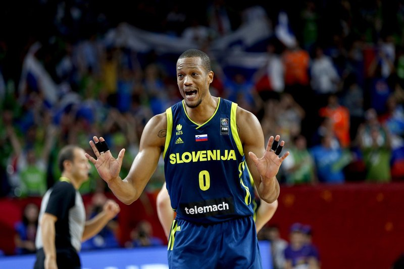 Anthony Randolp, EuroBasket 2017