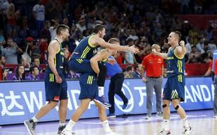 EuroBasket 2017: Utrinki s tekme košarkarskega evropskega prvenstva Slovenija – Španija (foto in video)