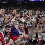 EuroBasket 2017: Košarkarji Slovenije so evropski prvaki! (foto in video) (foto: Profimedia)