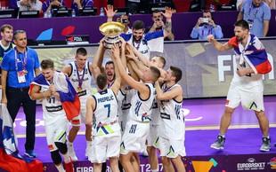 EuroBasket 2017: Košarkarji Slovenije so evropski prvaki! (foto in video)