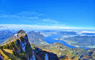 Ideja za izlet: Po razgled na Schafberg (Avstrija)