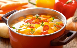Klasična zelenjavna juha