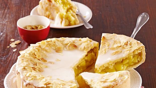 Jabolčna pita s sladkornim oblivom (foto: Profimedia)