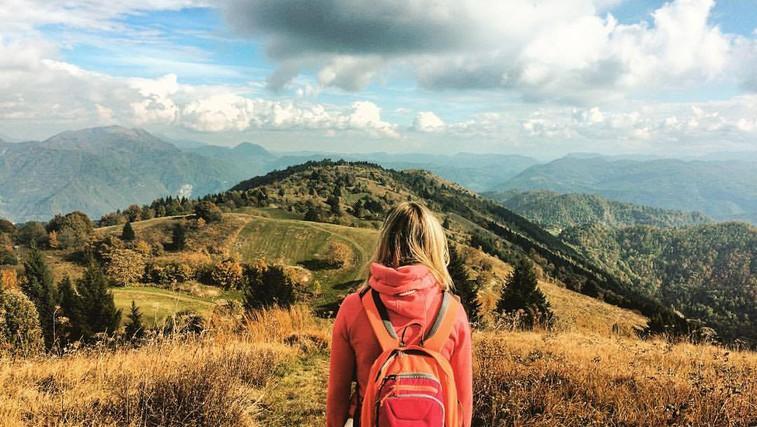 Jesensko raziskovanje Posočja: Kolovrat in Planica pod Krnom (foto: Ana Vehovar)