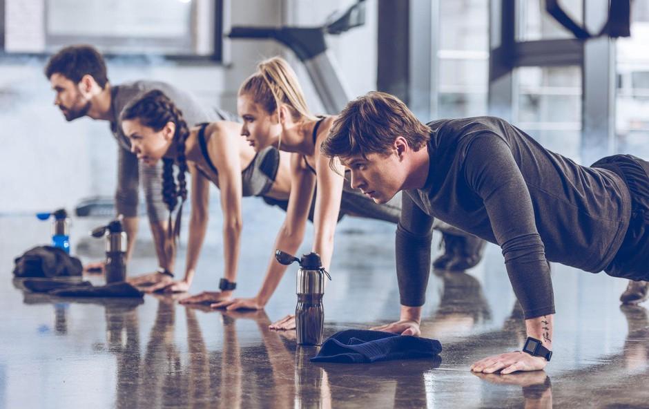 Kdo je v fitnesu bolj vzdržljiv, moški ali ženske? Raziskava je pokazala, da ... (foto: Profimedia)