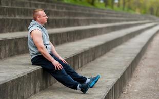 Najhujši scenariji, ki se lahko zgodijo tekačem in drugim športnikom