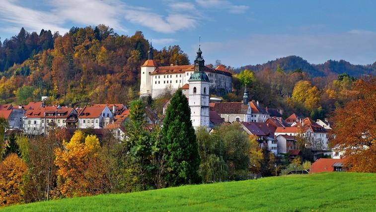 Ideja za izlet: K trem loškim  gradovom (foto: Shutterstock)