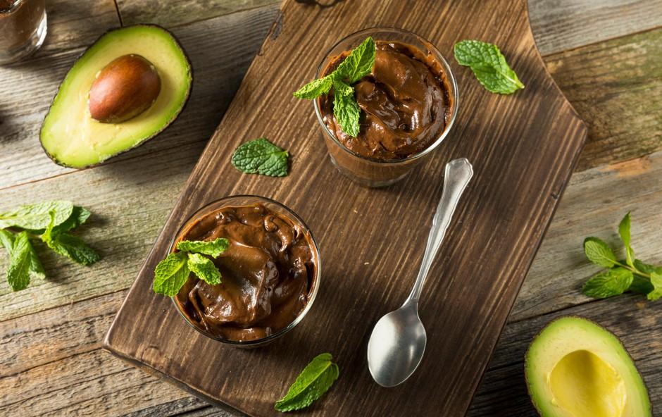 RECEPT: Puding z avokadom in čokolado (foto: Profimedia)