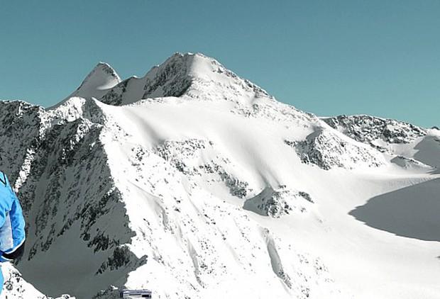 Ledeniška smučišča v Avstriji
