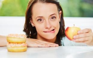 Kaj storiti, ko se prenajeste sladkorja