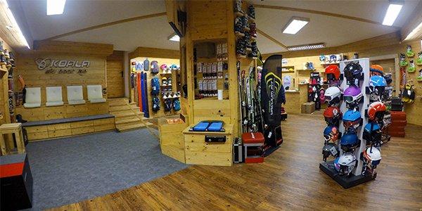 Trgovina Koala Ski Boot Lab
