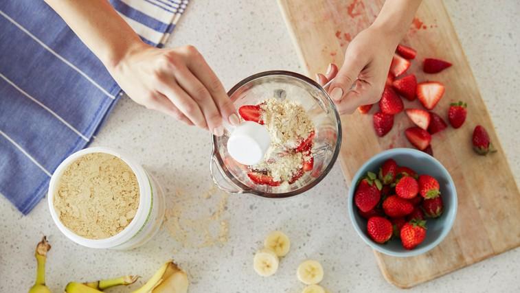 Kaj je zdrav zajtrk? (foto: Herbalife)