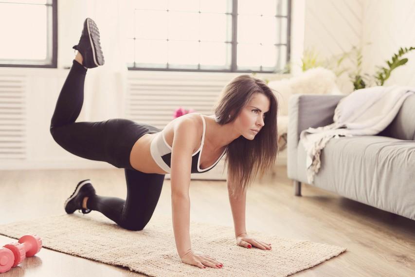 Krepilni trening za začetnike: Top vaje za odličen rezultat