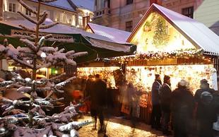 Na predbožični izlet v Gradec