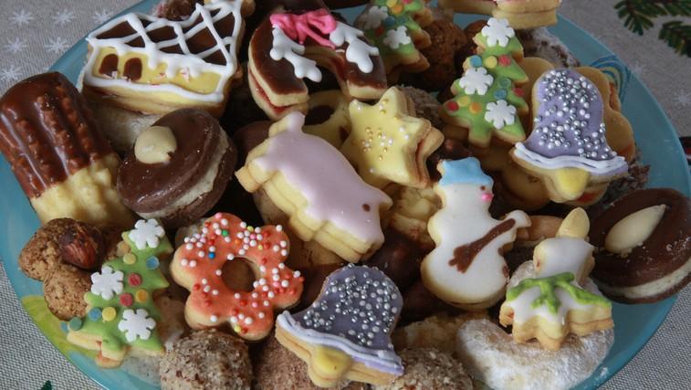 Kako preživeti veseli december, če se držite zdrave prehrane (foto: Profimedia)