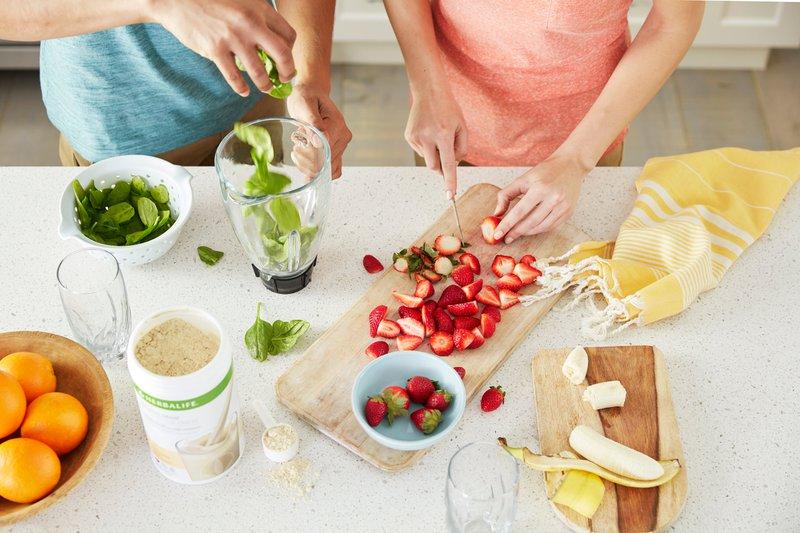 Za dopolnitev svoje prehrane uporabite vitaminsko-mineralna dopolnila