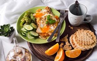 10 zajtrkov brez sladkorja za pravilen začetek dneva