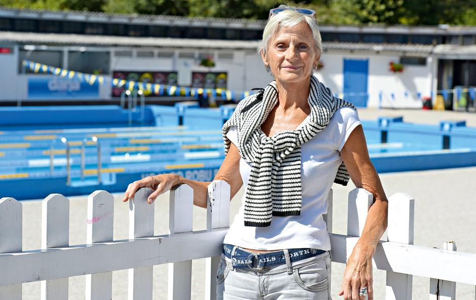 Zgodba 65-letne Diane, ki vas bo motivirala: Ko bomo z vnuki skupaj pretekli 10 kilometrov, bo to moja olimpijska medalja (foto: Primož Predalič)