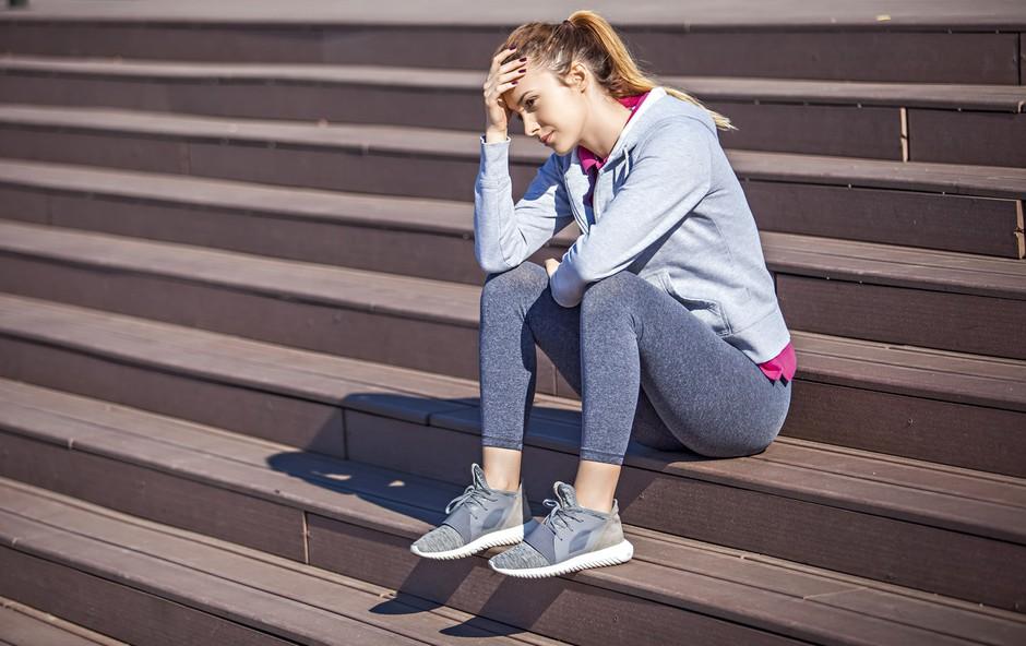 Trening in menstruacija: Ali menstruacija dejansko vpliva na naše fizične sposobnosti? (foto: Shutterstock)