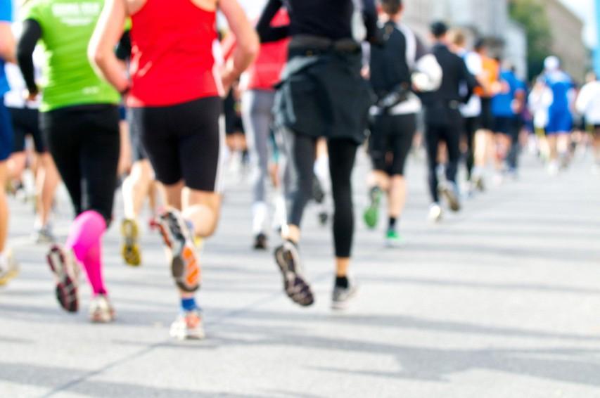 Kako ji je uspelo preteči 6 maratonov brez enega samega tekaškega treninga