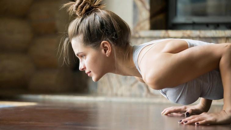 Preprosta vaja, ki vam pomaga do boljših rezultatov (+ vsi njeni pozitivni učinki na telo) (foto: Profimedia)