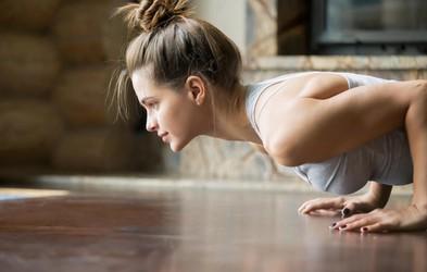 Preprosta vaja, ki vam pomaga do boljših rezultatov (+ vsi njeni pozitivni učinki na telo)