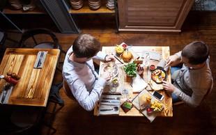 Decembra Jaz #VZTRAJAM dan 6: Kuhalnica naj si danes odpočije