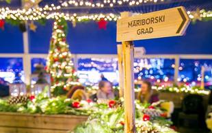 Točke, ki jih v prazničnem Mariboru letos morate obiskati!