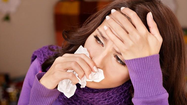Tokrat se izognite gripi in prehladu! (foto: Profimedia)