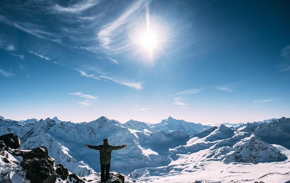 Elbrus - najvišji vrh Evrope (foto: Profimedia)