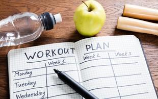 Zakaj bi morali imeti dnevnik treningov?
