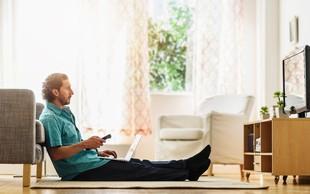 Koliko časa posvetite gledanju televizije?