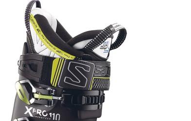 Smučarski čevlji, ki nudijo vrhunsko udobje, nizko težo in preciznost v zavojih