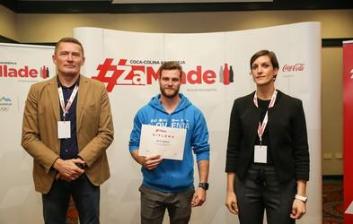 Mladi kajakaš Simon Blažević: »Usklajevati šport in študij? Z voljo je vse mogoče!«