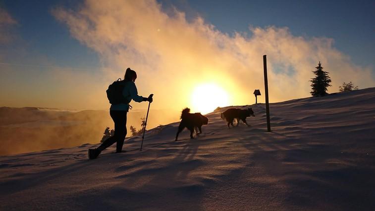 Ideja za izlet: Sončni vzhod na Uršlji gori (foto: Nejc Juvan)